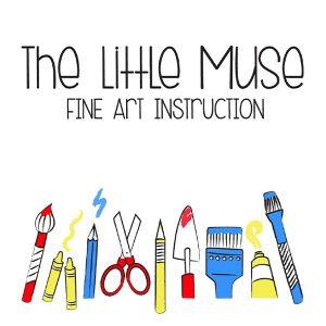 Little Muse Art Classes logo