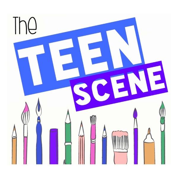 Teen Scene Art Classes logo