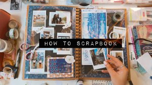 The Art of Scrapbooking Feature Image